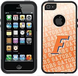Coveroo 通勤系列手机壳适用于 iPhone 5/5s - 佛罗里达大学背景