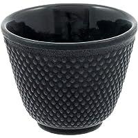 Iwachu 日本铁茶杯,黑色炉灶