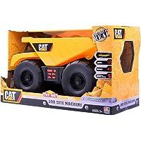 CAT 卡特彼勒 工地机器系列35640 声光音乐电动工程车大号运泥车翻斗车儿童玩具35641 尺寸15.56*38.74*21.59CM(新老包装随机)
