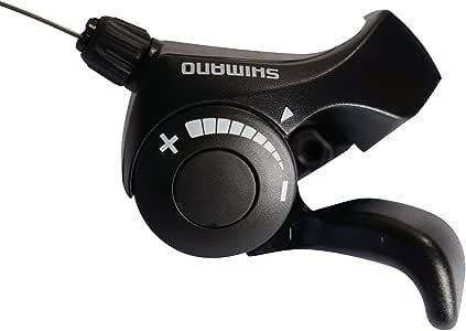 新款 Shimano Tourney SL-TX30 拇指齿轮移位器 3X7 速度换档杆套装