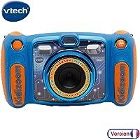 VTech Kidizoom 507105 Duo 5.0 – 蓝色 FRENCH 版本