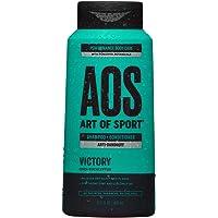 Art of Sport 防*洗发水和护发素,Victory Scent,干*洗发水和*护理,含锌蟒纹,椰子油和芦荟,无硫酸盐,13.5 液体盎司