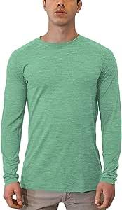 WoolX Essentials T 恤 - 轻盈 - 透气美利奴羊毛 DuraLite 衬衫 - 调节体温