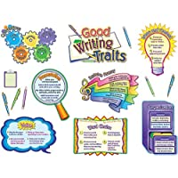 Teacher Created Resources Good Writing Traits Bulletin Board Display Set (4404)