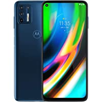Motorola 摩托罗拉 Moto G9 Plus 128GB,4GB RAM,XT2087-1,64MP 相机系统…