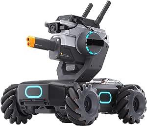 DJI RoboMaster S1促进教育的机器人,智能功能和激动的游戏模式提供沉浸的学习,教育领域数学,物理等