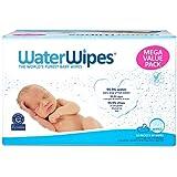WaterWipes 唯帕丝 无味婴儿湿巾,适合敏感和新生儿的皮肤,12包(720片湿巾)