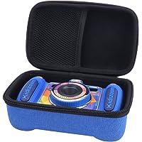Aenllosi 儿童储物硬盒 VTech Kidizoom 相机 for Kidizoom DUO 蓝色