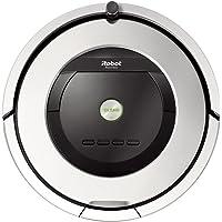 iRobot 艾罗伯特 Roomba 861 扫地机器人 吸尘器 5倍劲吸 防缠绕滚轴吸取器(好评晒单送价值399元原装配件礼包,邮件至amazon@covinda.com领取赠品)