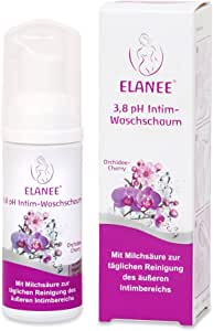 Elanee 405-00 私处泡沫清洁液 pH值3.8,50毫升