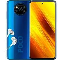 POCO X3 NFC - 智能手机 6 + 128GB,6.6 英寸 FHD + 打孔显示屏 Snapdragon 7…