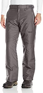 Arctix Essential 男士滑雪裤, Charcoal, X-Large/Regular