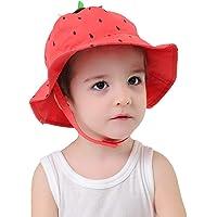 connectyle 婴儿幼儿儿童可爱宽帽檐太阳帽卡通防晒帽