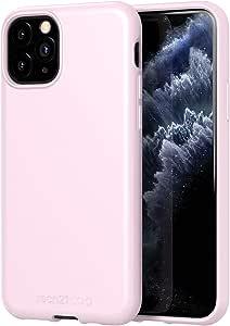tech21 Studio 彩色手机壳 - 兼容 iPhone 11 Pro - 超薄外形,具有*特性和防跌落保护7242 Mauve Talc