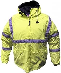 太阳能1Clothing rj02反光防雨夹克带罩