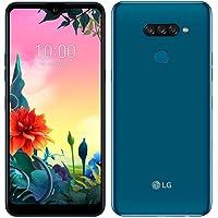 LG K50s 32GB + 3GB 双卡 6.5 英寸 HD+ 显示屏,GSM 4G LTE GSM 工厂无锁手机(国…