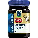 Manuka Health 麦卢卡蜂蜜 MGO 250+ (500g) - 源自新西兰,经认证的甲基乙二醛含量