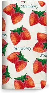 mitas iphone 手机壳412NB-0185-ST/SHV38 4_AQUOS SERIE mini (SHV38) 草莓(无腰带)