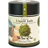THE TAO OF 茶, 日本有粉 matcha 绿茶, Liquid JADE ,4盎司(85克 )