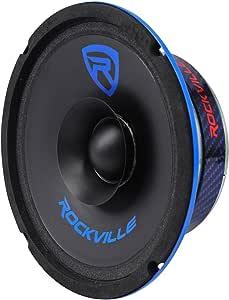 "rockville mid-bass Driver 汽车音响 mid-range 6.5"""