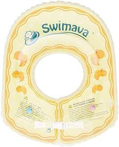 Swimava(Swimava)【日本正品60天*】 贴合身体! 尤尼兔型运动*用品 bodyring 身体环 深黄色 ベビー(6ヵ月~2歳頃)