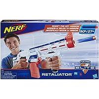 Hasbro 孩之宝 Nerf 98696EU4 热火枪,软弹枪- N-Strike Elite Retaliator 精英复仇者冲击波玩具枪(8岁+)