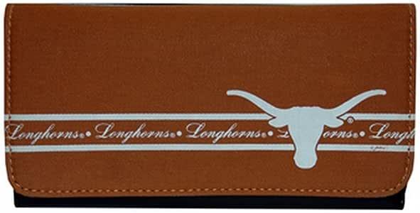 NCAA Texas Longhorns Ladies Bandwidth Wallet