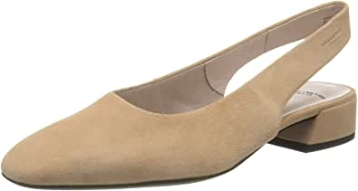 Vagabond 女式 Joyce 后带挑空芭蕾平底鞋