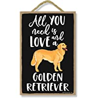 Honey Dew Gifts All You Need is Love and a Golden Retriever…