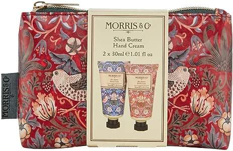 Morris & Co. Beauty 草莓小偷手部护手霜套装,1.01盎司(约28.63克)