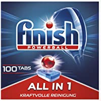 Finish Finish All 合 1 100 Waschladungen