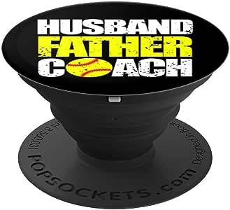 垒球 Nation-Husband 父亲教练酷炫礼物260027  黑色