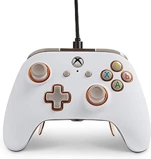 电缆绑定 Xbox One Fusion Pro Controller 白色 标准