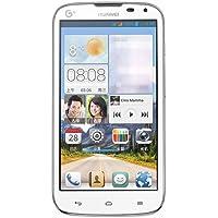 HUAWEI 华为 G610-T11 TD-SCDMA/GSM 双卡双待 3G智能手机(白色 移动定制)5英寸IPS屏幕 四核1.3GHz处理器