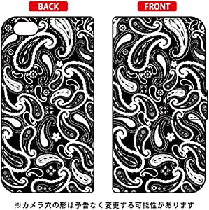 SECOND SKIN 手册式智能手机壳 佩斯利 黑色/for iPhone 6s/Apple 3API6S-IJTC-401-LIX5