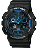 Casio G-Shock Men's Watch in Resin with Anti Slip Over Sized…