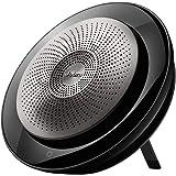 Jabra Speak 无线蓝牙音箱和麦克风,适用于软电话和手机 - Android 和 Apple 兼容7710-309 Microsoft Optimized 黑色