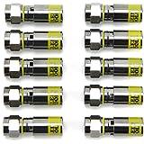 Klein Tools 通用压缩连接器 10-Pack VDV812-606