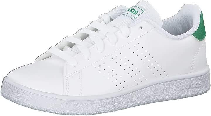 adidas 阿迪达斯 女童 Advantage Tennis Inspired 休闲舒适时尚运动鞋