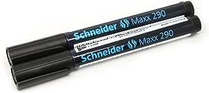 Schneider 施耐德 白板笔Maxx290(黑2支/包)