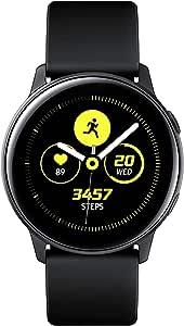 Samsung 三星 Galaxy Watch Active 系列手表SM-R500NZKADBT Galaxy Watch Active 40mm 黑色