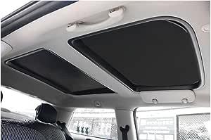 Yu Motor 2 件套可折叠遮阳棚遮阳罩隔热 MINI Cooper,Clubman & Countryman,全年