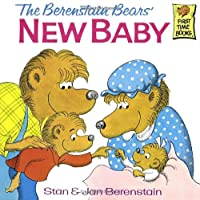 The Berenstain Bears' New Baby 《贝贝熊家的新宝宝》ISBN 9780394829081