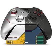 Controller Gear Cyberpunk 2077 限量版 - Xbox Pro 充電支架/充電站 - 官方…