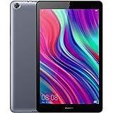 Huawei 华为 MediaPad M5 Lite –具有全高清显示屏的8英寸Android 9.0平板电脑,麒麟710八核处理器,RAM 3GB,ROM 32GB,由Harman Kardon调谐的双立体声扬声器,5100mAh,太空灰
