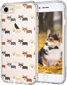 iPhone 7/8 动物和骷髅手机壳 Cute Corgi