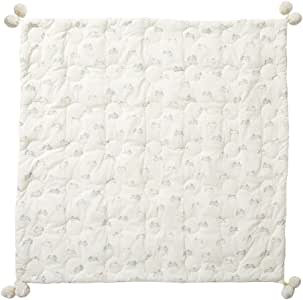 Pehr 小兔子绗缝毛球毯