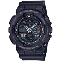 CASIO Herren Analog – Digital Quarz Uhr mit Resin Armband