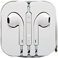 Viken維肯 VE-202 蘋果有線耳機 iPhone6s線控耳機 iphone se耳機 iPhone6線控 入耳式 帶麥克風耳機 適用蘋果手機 白色