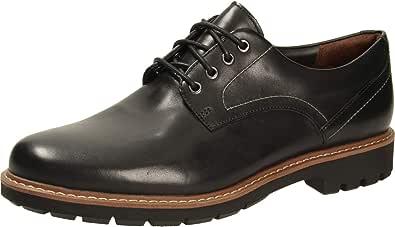 Clarks Batcombe Hall 男式皮鞋 德比鞋